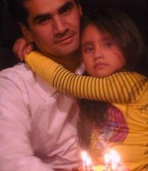 Alleinerziehender-Papa