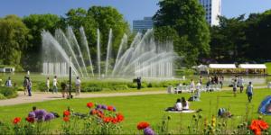 Treffpunkt für Alleinerziehende in Hamburg